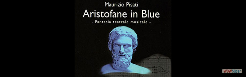 Aristofane in Blue
